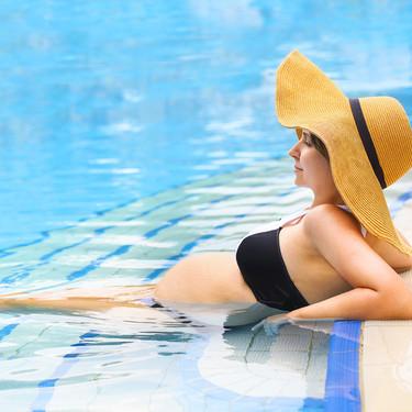 Embarazada: en verano, la piscina es tu aliada