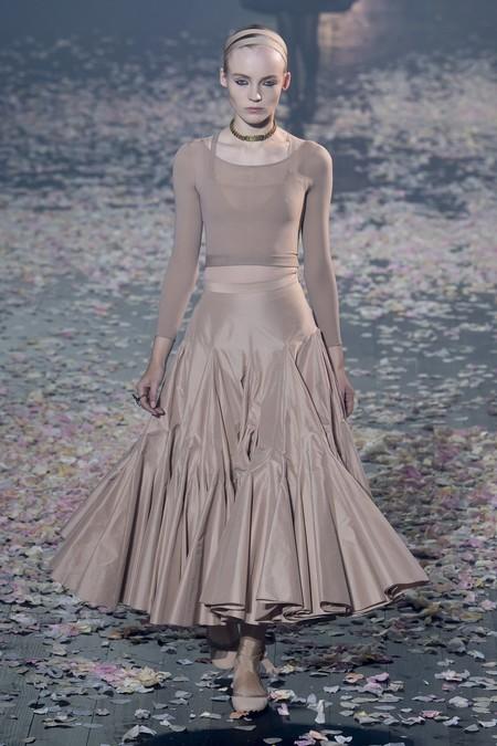 Falda Dior Carla Pereyra