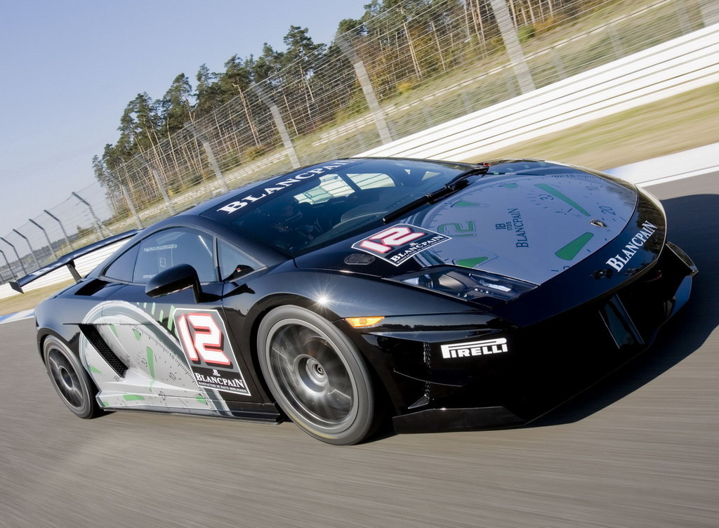 Foto de Lamborghini Super Trofeo Gallardo LP560-4 (13/17)