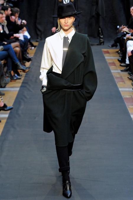 Hermès Otoño-Invierno 2012/2013: demasiado recuerdo, poca evolución