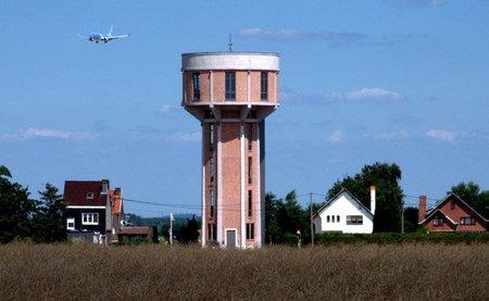 Casas poco convencionales: vivir en una torre de agua