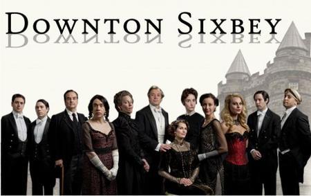 Cinco parodias de 'Downton Abbey'