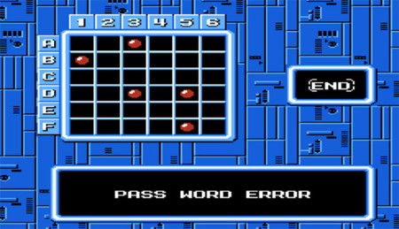 Mega Man Password