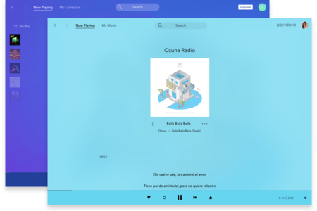 Pandora lanza una aplicación nativa par Mac: ya no será necesario el acceso por medio del navegador web