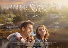 'Lo que de verdad importa', la película que nos emocionará y cuyos beneficios son 100% solidarios