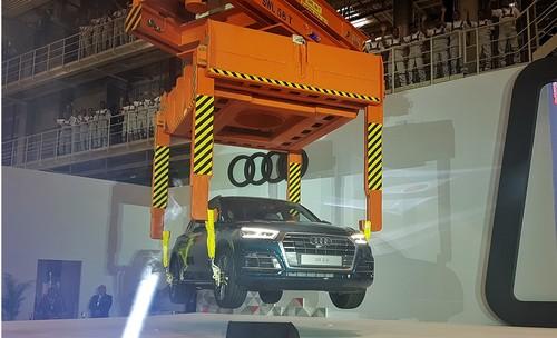 Audi inaugura su planta en Puebla y arranca la producción del nuevo Q5 para todo el mundo