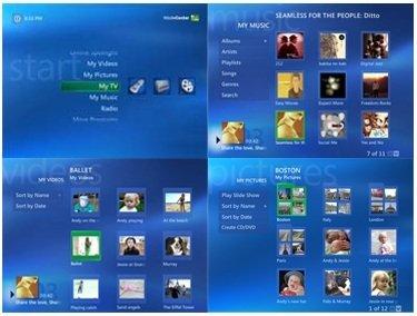 Windows Media Center también en un Mac