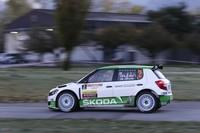 Esapekka Lappi se destaca al frente del Rallye du Valais
