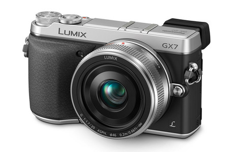 Panasonic Lumix GX7 en México