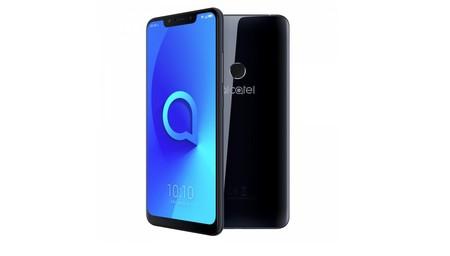 Alcatel 5V llega a México, este es el precio de su primer smartphone con notch