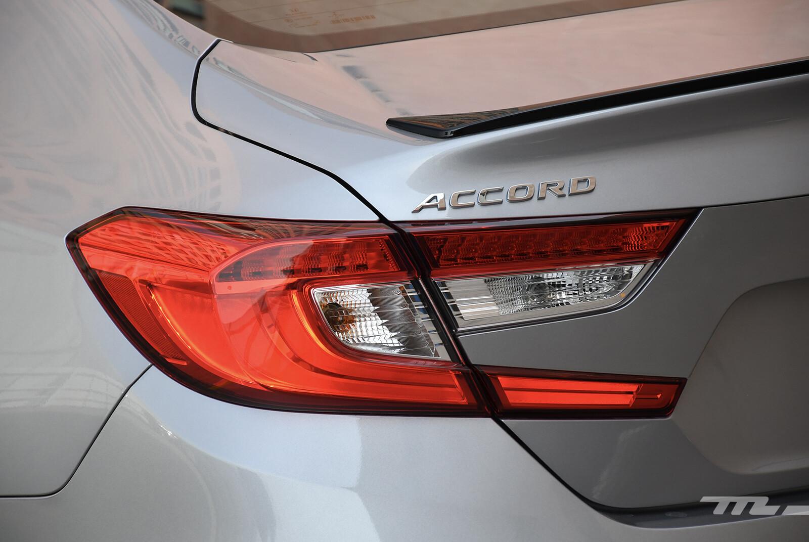 Foto de Honda Accord 2021 (prueba) (11/20)