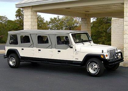Jeep Wrangler 6 Puertas