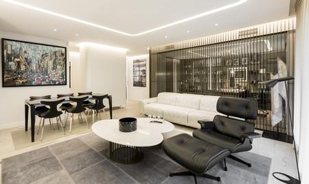 Puertas abiertas: un apartamento contemporáneo y luminoso en Majadahonda