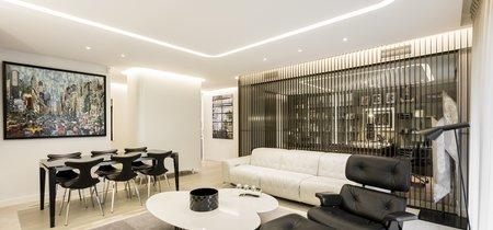 Puertas abiertas: un apartamento contemporáneo y luminoso en Majadahona