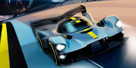 Valkyrie Le Mans Wec 2020