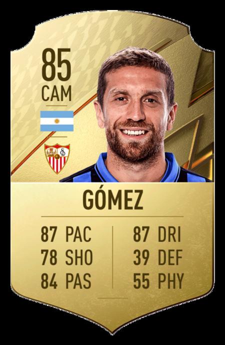 Gómez FIFA 22