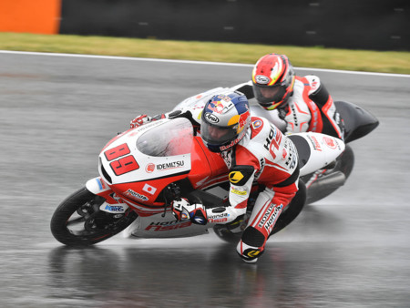 Khairul Idham Pawi Honda Team Asia Moto3 2016