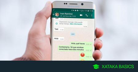 Cómo ocultar la hora de última conexión en WhatsApp