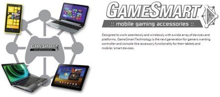 Mad Catz presenta GameSmart, una nueva línea de controladores para terminales móviles
