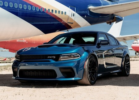 Dodge Charger Srt Hellcat Widebody 2020 1600 0a
