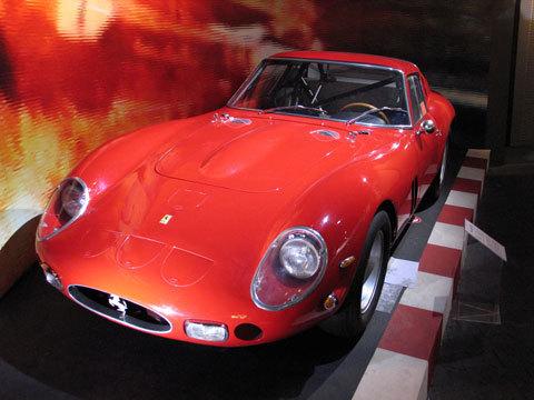 Ferrari250GTO,elcochemáscarodelmundocondiferencia