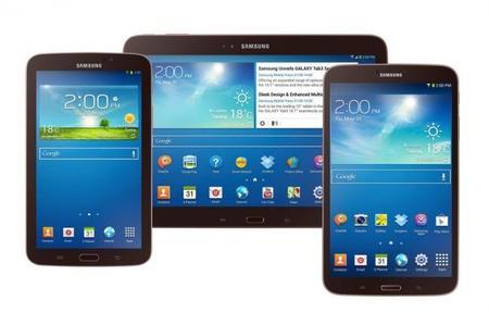 Samsung Galaxy Tab 3 llegará a Estados Unidos el 7 de julio