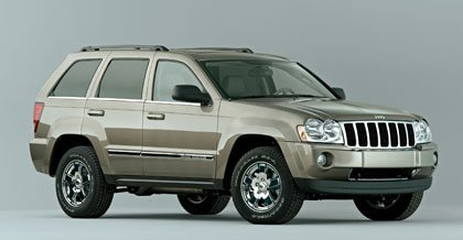 Jeep Grand Cherokee CRD para Estados Unidos