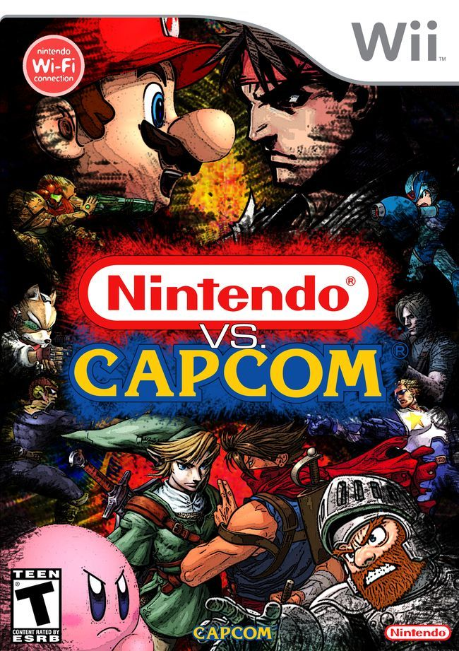 Nintendo vs. Capcom