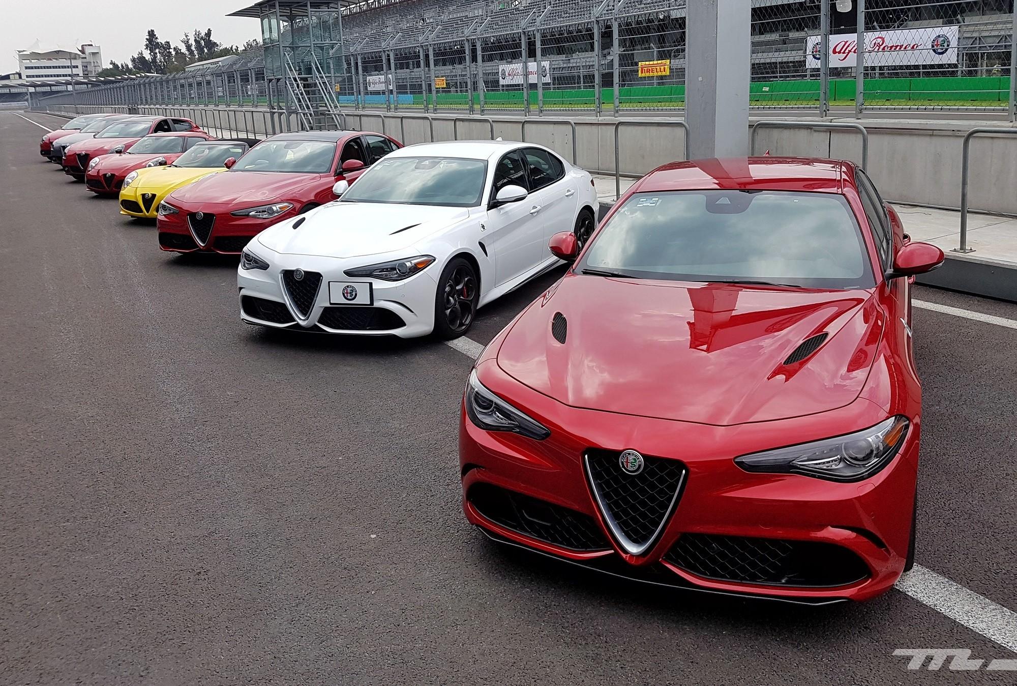 Foto de Alfa Romeo 2017 (8/18)