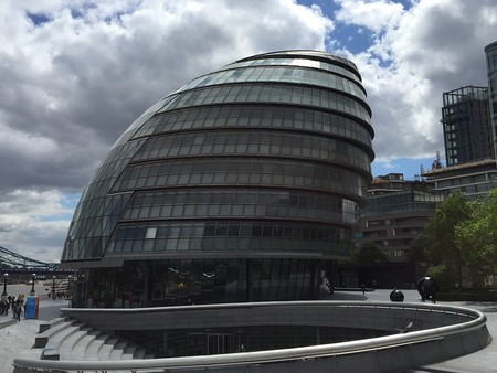 Norman Foster, City Hall