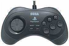 Mando de Sega para la PS2
