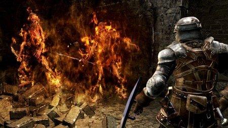 'Dark Souls' completado en poco menos de hora y media. Terrorífico speedrun