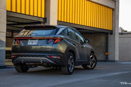 Hyundai Tucson Prueba De Manejo Opinones Mexico Resena 40