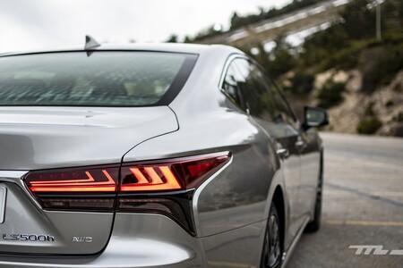 Lexus Ls 500h 2021 Prueba 016