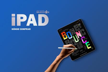 Dónde comprar iPad 2021: guía de precios para encontrar el iPad más barato