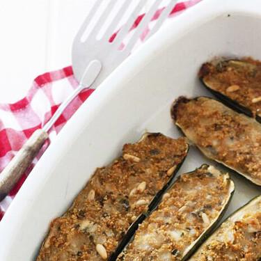 Calabacines al estilo de Cerdeña: receta ideal para preparar con antelación y calentar al servir