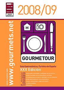Guía Gourmetour 2008/09, Guía Gastronómica y Turística de España XXX Aniversario