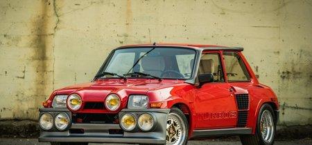 Este Renault R5 Turbo 2 Evo sale a subasta, totalmente puesto a punto y con 29.000 kilómetros
