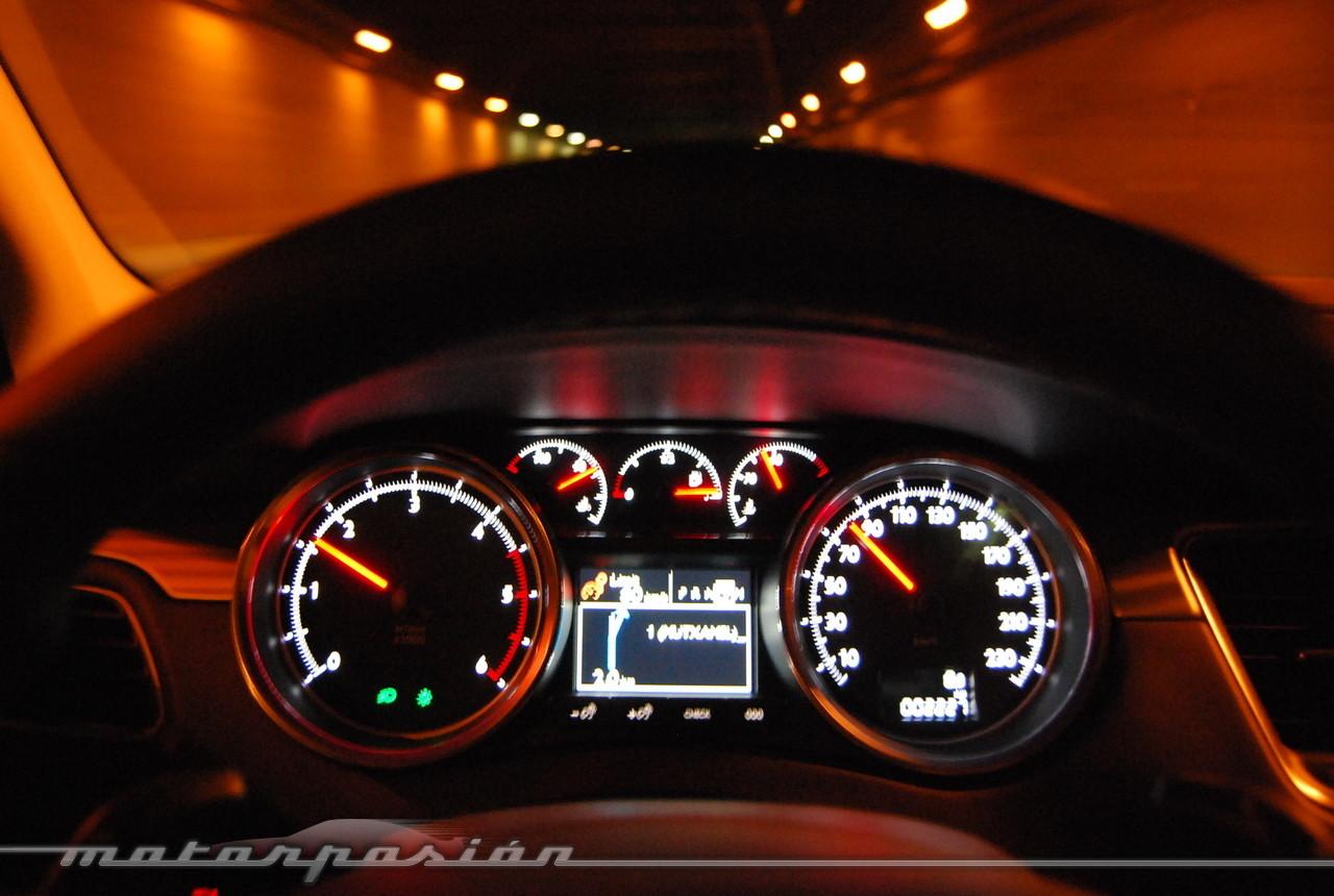 Foto de Peugeot 508 y 508 SW (presentación) (21/118)