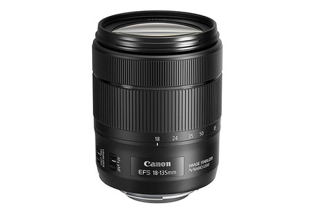 Canon Ef S 18 135 Mm