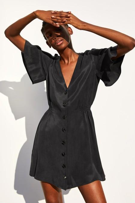 Zara Vestido Verano 2019 08