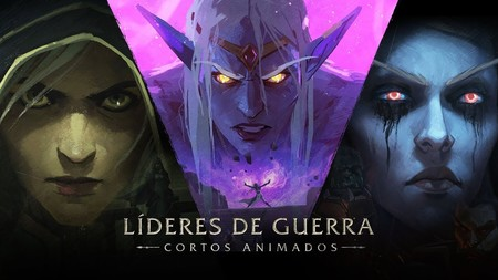 World of Warcraft: Battle for Azeroth contará con una serie de cortos animados protagonizados por Jaina, Sylvanas y Azshara