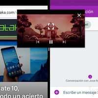 Cómo usar tres aplicaciones a la vez en Android 8.0 Oreo