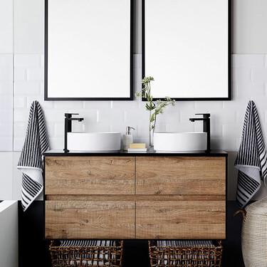 La mejor manera de estrenar baño es estrenando lavabo, y mejor si es con descuento como estos de El Corte Inglés