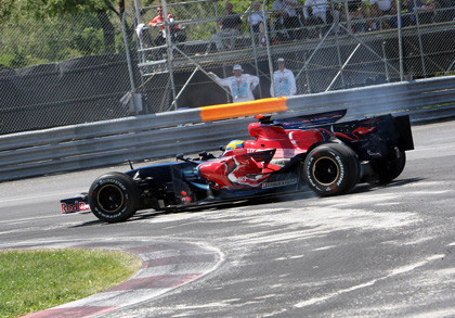 Urgen cambios en el circuito Gilles Villeneuve
