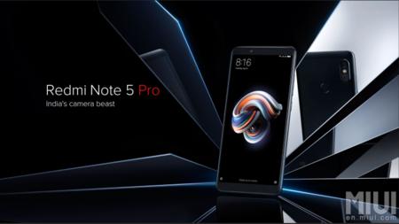 Redmi Note 5 y Redmi Note 5 Pro: gran pantalla, gran batería y doble cámara para la gama media-alta de Xiaomi
