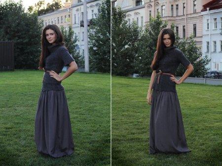 Rita Moda en la calle