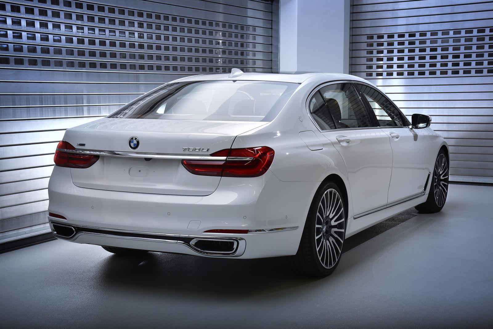Foto de BMW 750Li xDrive Solitaire Edition (29/30)