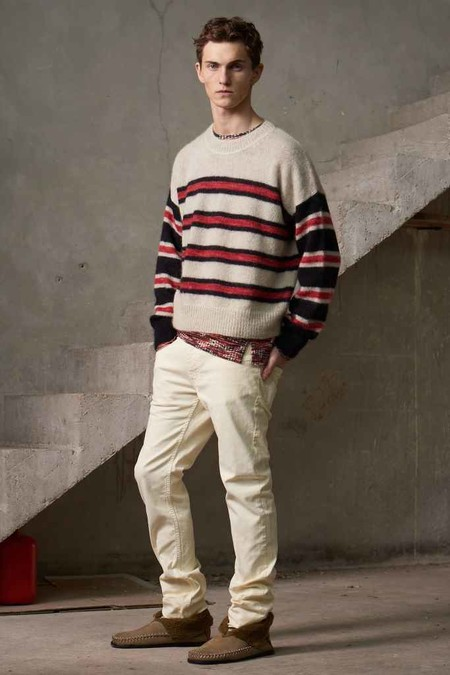 Isabel Marant Fall Winter 2018 2019 Menswear Collection 12