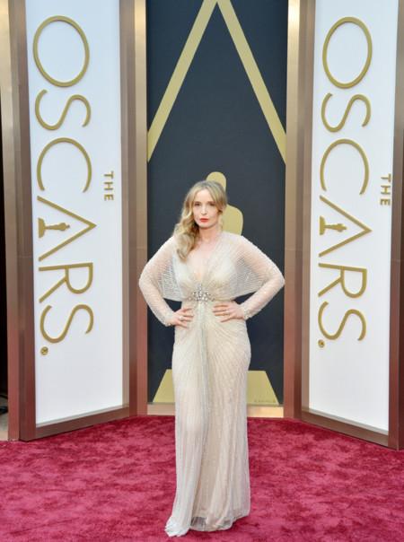 Las peor vestidas de la alfombra roja de los Oscar Julie Delphy